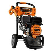Generac Cold Water Gas Pressure Washer Ohv Engine Axial Cam Pump 3100psi 2.4 Gpm