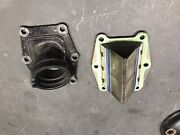 1988 Honda Cr250 Engine Intake Boot And Reeves For A 87 88 89 Cr 250r