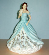 Royal Doulton Annabelle Pretty Ladies Figure Of The Year 2019 Hn5911 New