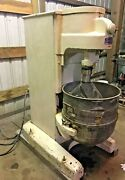 Century Commercial Stand Mixer 4 Speed 120 Qt Great Working Condition