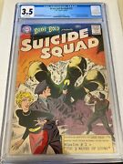 Brave And The Bold 25 Cgc 3.5 Vg- 1st Appearance The Suicide Squad, Rick Flag 1959