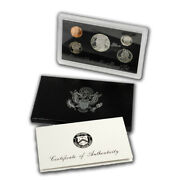 1994 S United States Us Mint Silver Proof Set