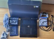 Sony Playstation 4 Ps4 Pro 2tb 500 Million Limited Edition Console Bundle +games