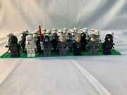 Lego Star Wars Minifigures Imperial Lot