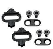 Wellgo 98a Cleat Set - Compatible With All Standard Spd Shoes And Shimano Mtb