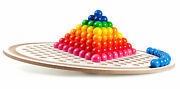 Wooden Toy Ball Game In Balance Xxl Lxwxh 24 1/32x24 1/32x3 15/16in New