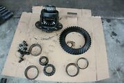 2007-2018 Jeep Wrangler Diffefential Case Dana 44 For Parts Or Repair Rm15