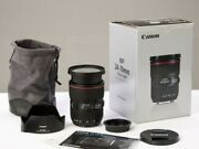 Canon Ef 24-70mm F2.8 Ii Usm Camera Lens New In Stock