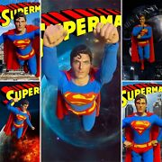 Ooak 1/6 Classic Christopher Reeve Superman Seamless Body. Hot Toys, Jiaou