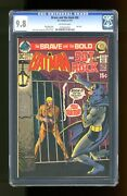 Brave And The Bold 96 Cgc 9.8 1971 0105425037