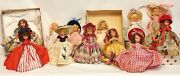 12 Bisq Nancy Ann Doll Of Month January Thru December 4 Boxes Tags 187 To 198
