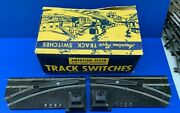 Vintage 1954 American Flyer 720a Remote Switchers And Controller W/ Original Box