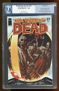 Walking Dead 27 Pgx 9.8 2006 1st App. The Governor Woodbury