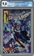 Peter Parker Spectacular Spider-man 1 Campbell Cover C Cgc 9.8 2017 2028281003
