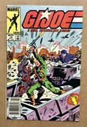 G.i. Joe A Real American Hero 16 - 1st Cover Girl And Trip-wire - Newsstand