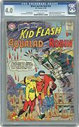 Brave And The Bold 54 Cgc 4.0 1964 1205357017 1st App. And Origin Teen Titans