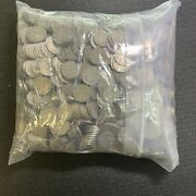 Liberty Head V Nickel Lot Of 2200 Coins 1898 - 1912 Unsearched