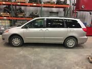 Seat Belt Front Bucket Driver Buckle Manual Seats Fits 05-10 Sienna 117736