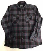Snap-on Dixxon Flannel Company 2017 Limited Edition Shirt Size Xl Extremely Rare