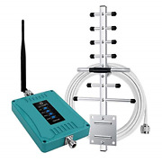5-band Cell Phone Signal Booster Repeater For Home And Office - Boosts Voice And