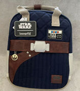 Star Wars-loungefly, Backpack, Empire Strikes Back, 40th Year, New With Tags