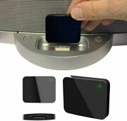 30 Pin Dock Music Audio Bluetooth Receiver Adapter For Ipod Iphone Sounddock Ii