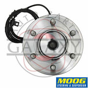 Moog New 515143 Front Wheel Hub Bearing For Ford Expedition F-150 Navigator Rwd