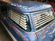 1955 1956 1957 Chevy Wagon Blinds Rear Left And Right 3 Sets Sale