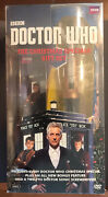 Doctor Who Christmas Special Gift Set Dvd W/12th Dr Sonic Screwdriver Free Ship