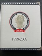 Official State And Territory Quarter Collectors Album 1999-2009 Bu