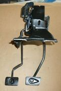 1969 1970 Ford Mustang Mercury Cougar Manual Clutch 3 Speed 4 Speed Pedal Set