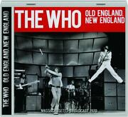 The Who Live In Lenox Ma 1970 Tanglewood Music Center New/sealed