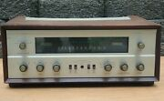 Fisher 500c Fm Tube Stereo Receiver Excellent Works Well Recapped