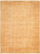 Vintage Hand-knotted Carpet 9and0399 X 13and0393 Traditional Oriental Wool Area Rug