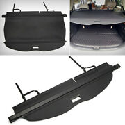 Black Car Rear Boot Trunk Cargo Cover Security Shield Shade For Mazda5 2011-18