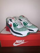 Size 9 - Nike Air Max 90 Nordic Christmas Sweater Mens Brand New