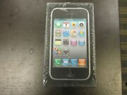 Apple Iphone 3gs - 8gb - Black A1303 New In Box See Photos  For Collectors