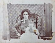 Greensburg Ky Kentucky Cabinet Card Photo Quilt Arts Craft Chair Green County