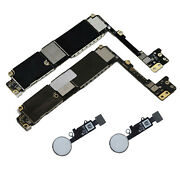 Suit For Iphone 7/7 Plus 128gb Motherboard Main Board Unlocked With/no Touch Id