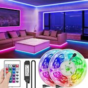 Best Outdoor Waterproof Smart Color Led Strip Lights Tape Roll Christmas Party