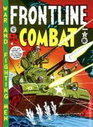Frontline Combat Hc The Complete Ec Library 1-1st Vf 1982 Stock Image