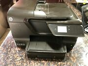 Hp Officejet Pro 8600 All In One Printer-scanner-fax-copier-wireless Ex Cond