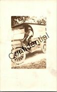 Real Photo Oa Yale Milk Delivery Truck Walnutport Pa Pennsylvania Rppc Rp D49
