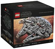 Lego Star Wars Ultimate Millennium Falcon 75192 Ultimate Collector Series New