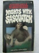 Nights With Sasquatch By Judith Frankle And John Cotter 1977, Other