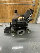 Used Permobile M300 Wheelchair-miles 279 Indoor Miles Only