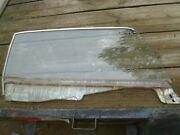 1965 1966 Mustang Convertible Right Carlite Clear Door Glass Good Cond 65 66