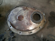 Willys Jeep Truck Kaiser Supersonic Timing Chain Cover And Bolts L226 1950and039s