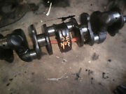 Willys Jeep Truck Kaiser Supersonic Crank Shaft Main Bearings Too L226 1950s