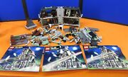 Lego 10228 Monster Fighters Haunted House W/ Manuals Incomplete